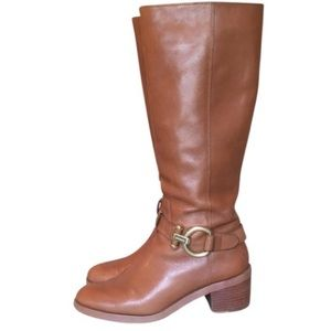 Coach Carolina riding boots